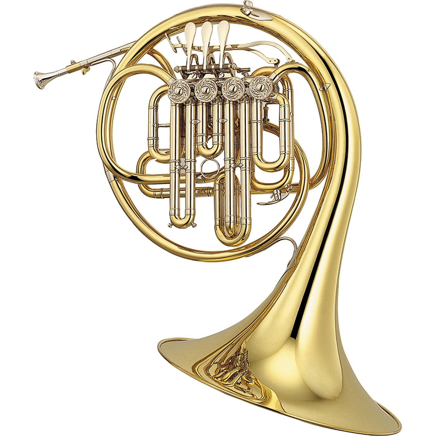 Yamaha YHR-881 Custom Series Descant French Horn thumbnail