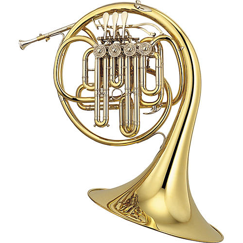 Yamaha YHR-881 Custom Series Descant French Horn-thumbnail
