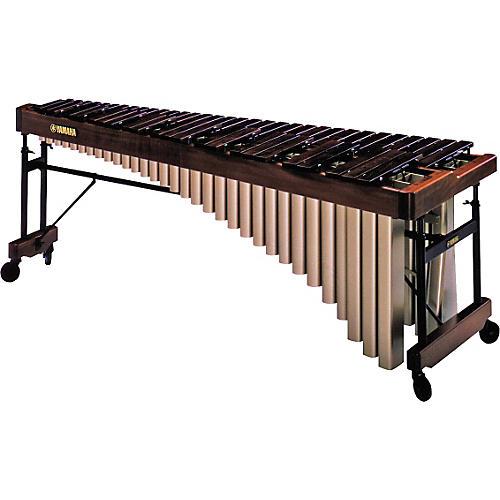 Yamaha YM4900AC Professional 4.5 Octave Rosewood Marimba w/Cover thumbnail