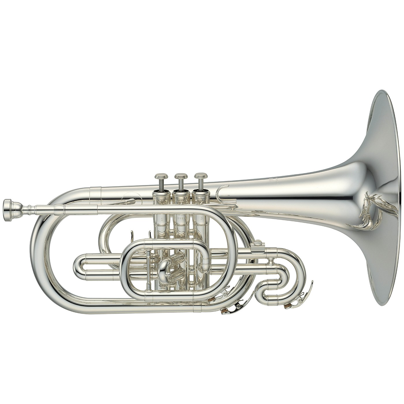 Yamaha YMP-204M Series Marching F Mellophone thumbnail