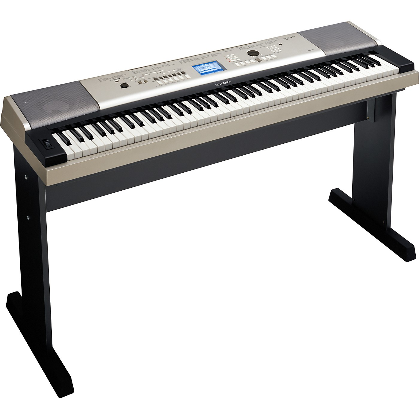 Yamaha YPG-535 88-Key Portable Grand Piano Keyboard thumbnail