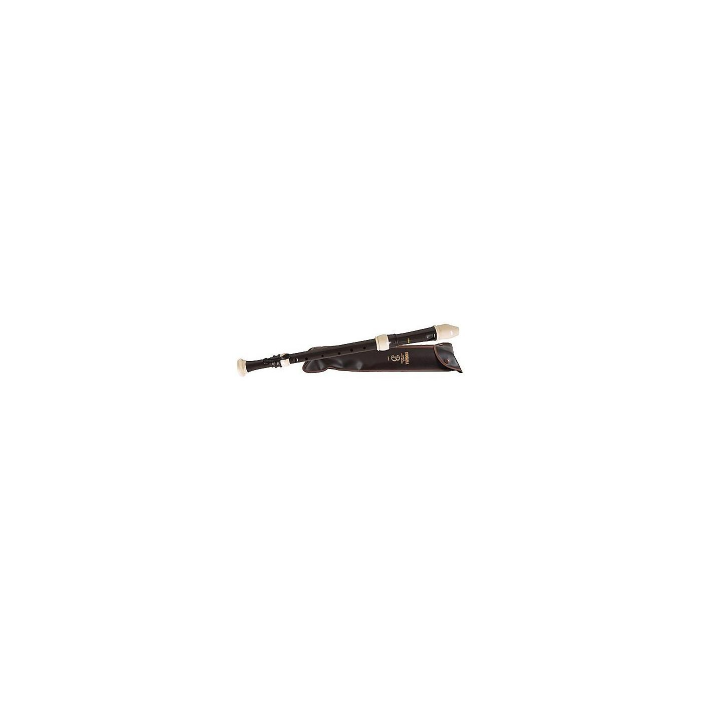 Yamaha YRT-304B Professional Tenor Recorder with Baroque Fingering thumbnail