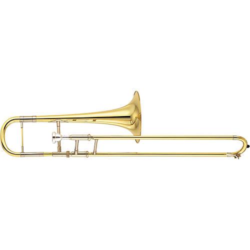 Yamaha YSL-671 Professional Alto Trombone Outfit-thumbnail
