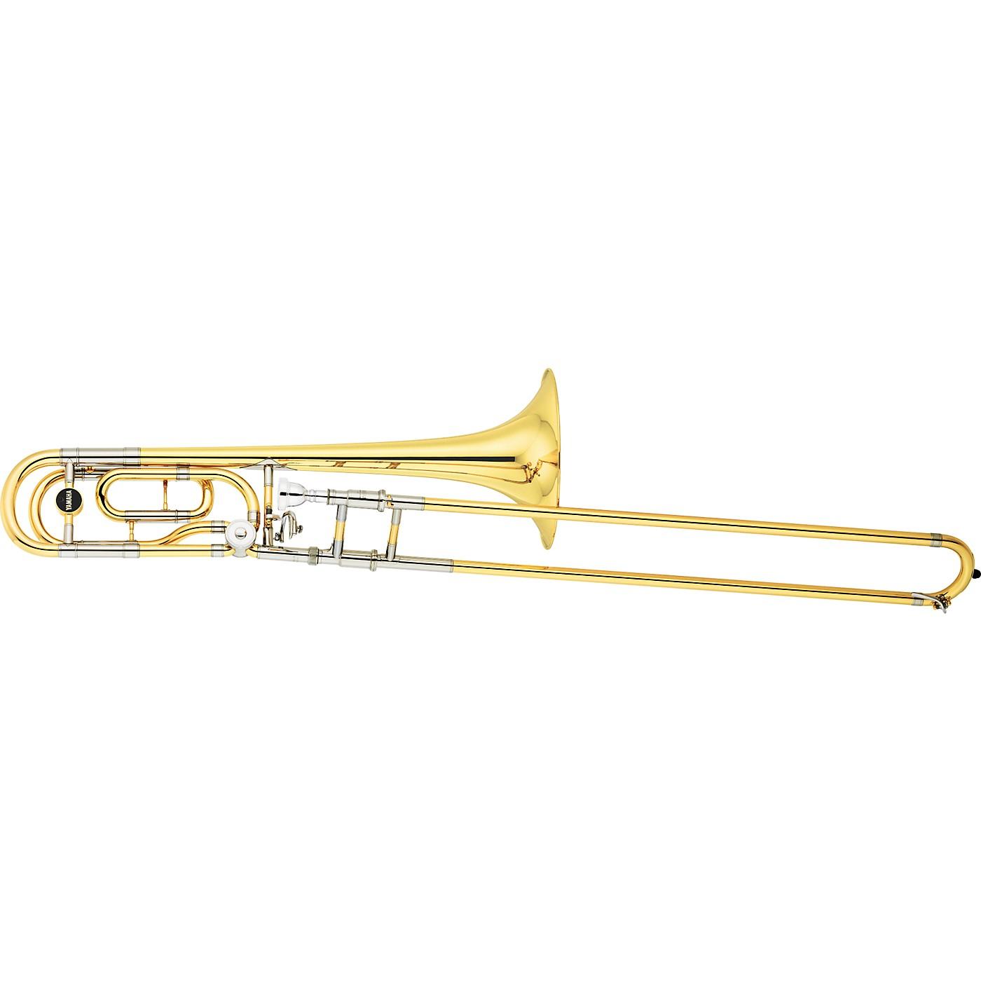 Yamaha YSL-882 Xeno Series F Attachment Trombone thumbnail