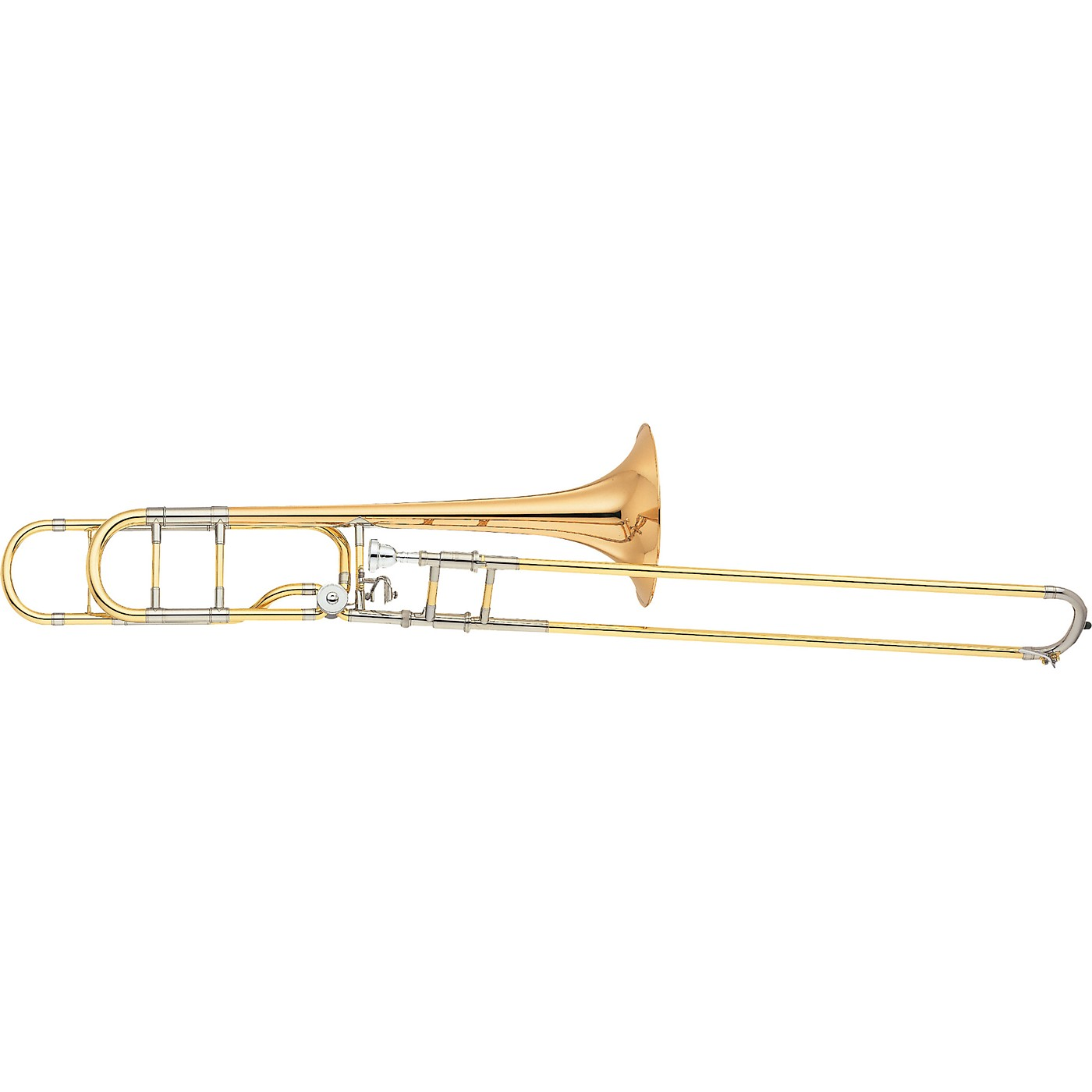 Yamaha YSL-882OR Xeno Series F Attachment Trombone Gold Brass Bell thumbnail