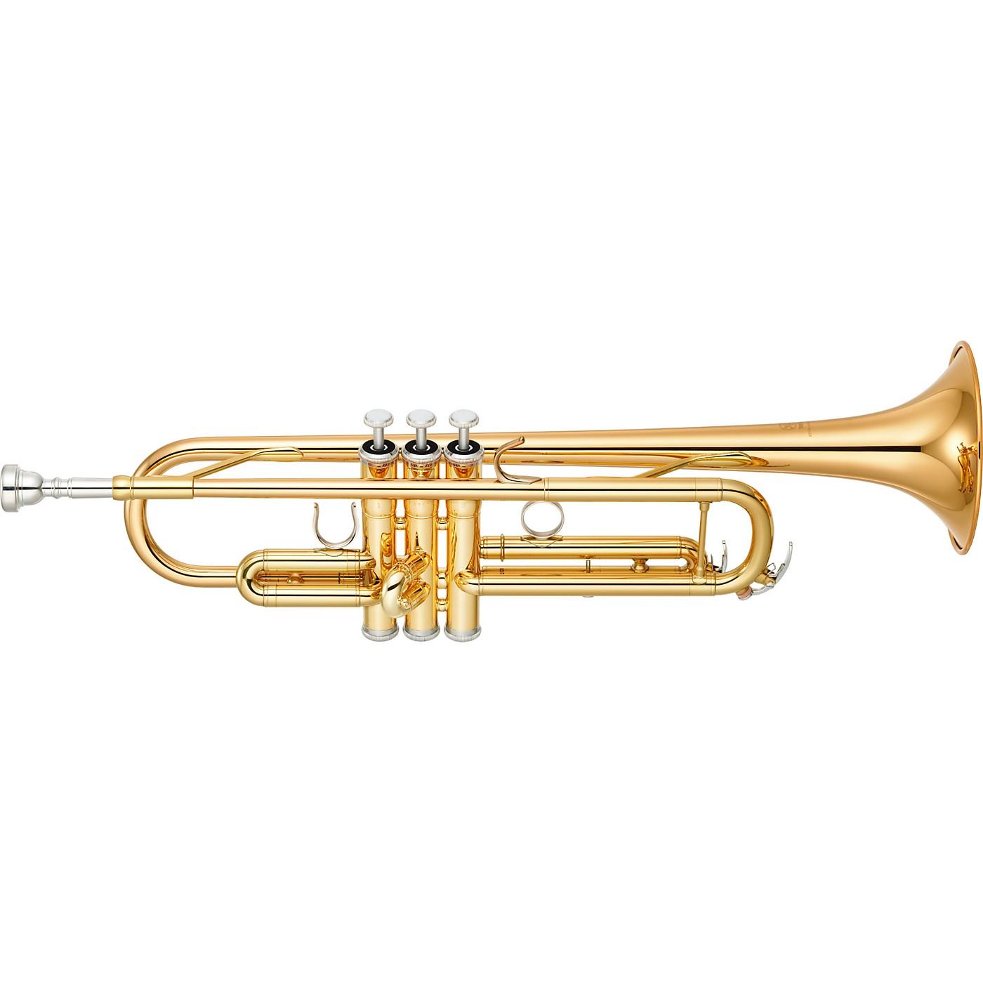Yamaha YTR-4335GII Intermediate Bb Trumpet thumbnail