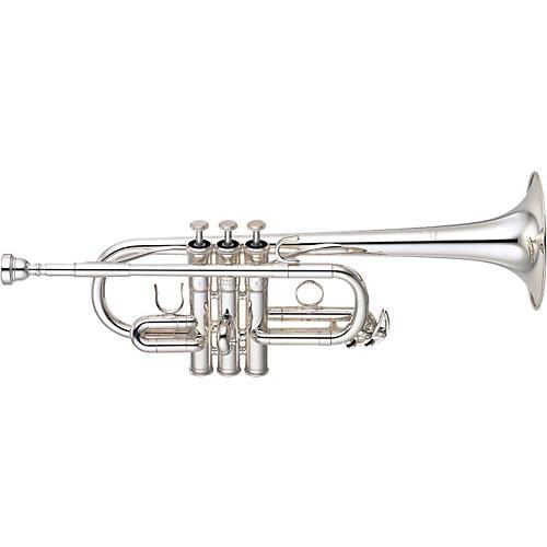 Yamaha YTR-6610S Series Eb/D Trumpet thumbnail