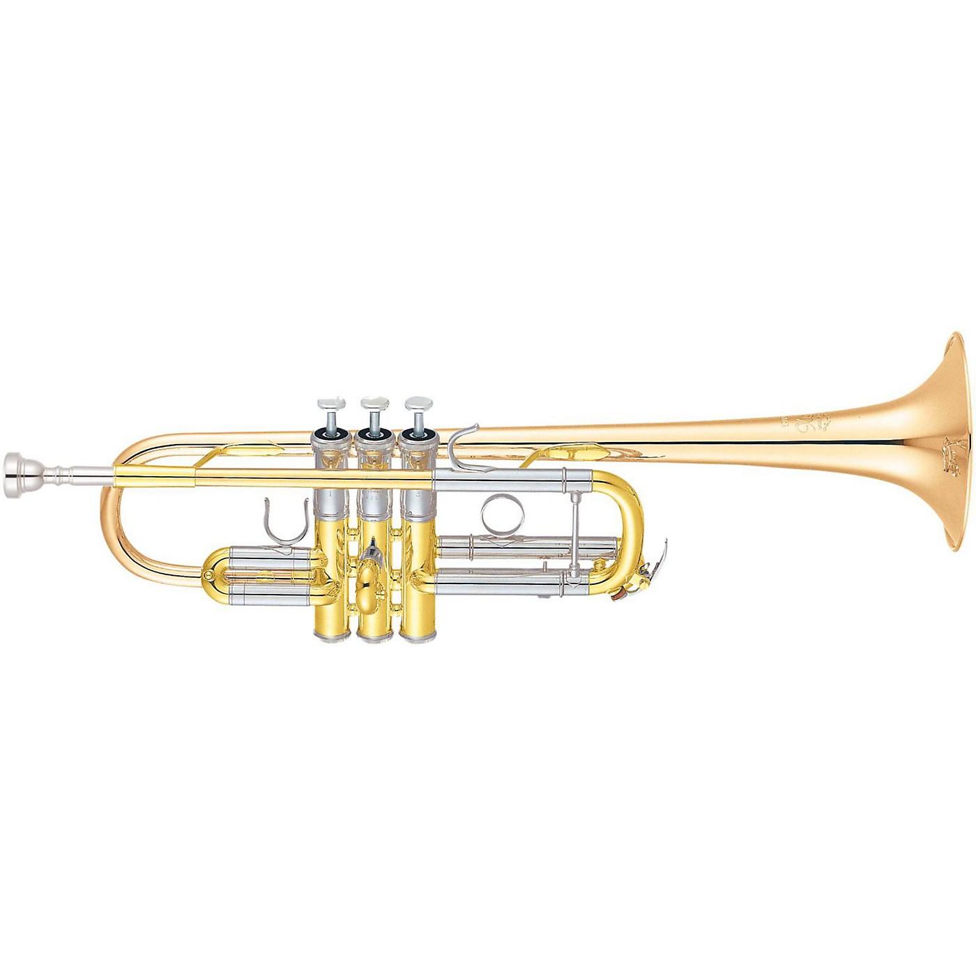 Yamaha YTR-8445G Xeno Series C Trumpet thumbnail