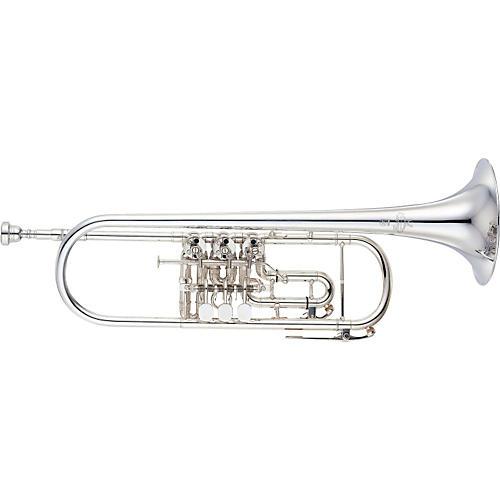 Yamaha YTR-938FFMS Custom Series Rotary Bb Trumpet thumbnail