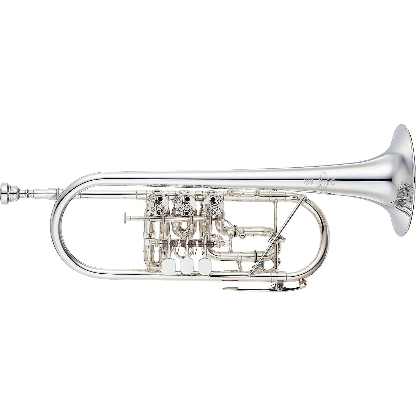 Yamaha YTR-948FFMS Custom Series Rotary C Trumpet thumbnail