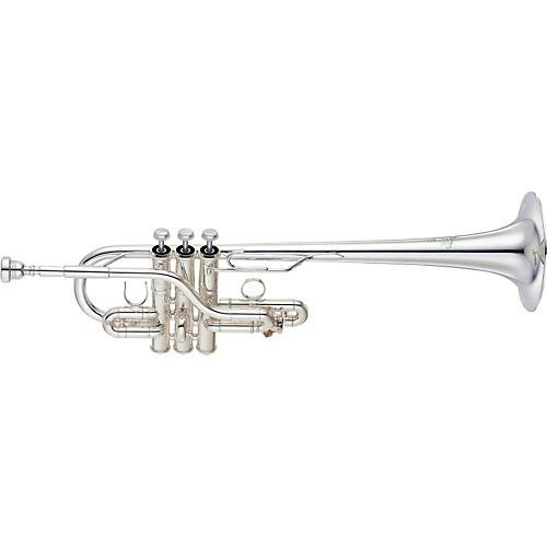Yamaha YTR-9636 Custom Series Eb / D Trumpet-thumbnail