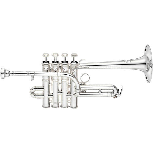 Yamaha YTR-9835 Custom Series Bb/A Piccolo Trumpet