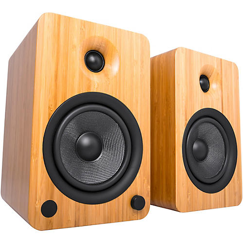 Kanto YU6 Powered Speakers with Bluetooth and Phono Preamp thumbnail