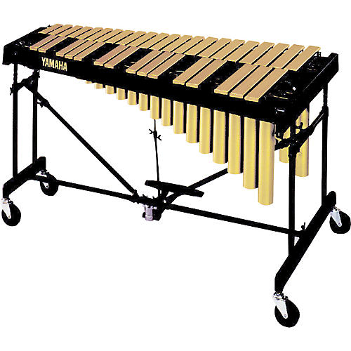Yamaha YV-3710G 3-Octave Professional Tour Vibraphone With Cover thumbnail