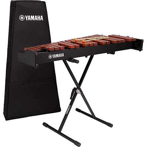 Yamaha YX-230 3-Octave Xylophone with Bag and Stand thumbnail