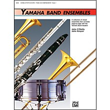 Alfred Yamaha Band Ensembles Book 1 Piano Acc./Conductor's Score