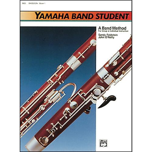 Alfred Yamaha Band Student Book 1 Bassoon thumbnail