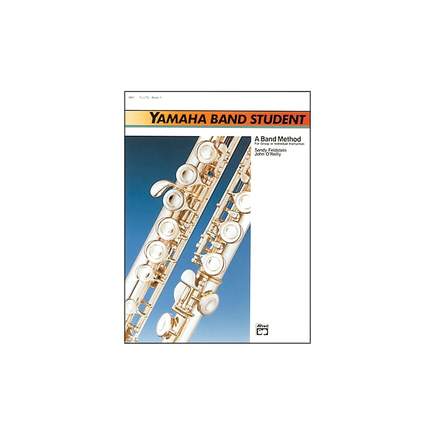 Alfred Yamaha Band Student Book 1 Conductor's Score thumbnail