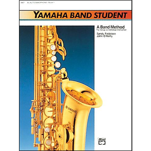 Alfred Yamaha Band Student Book 1 E-Flat Alto Saxophone thumbnail