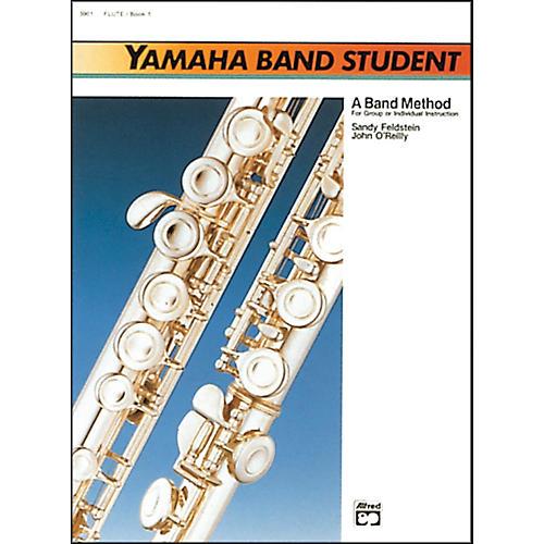 Alfred Yamaha Band Student Book 1 Flute thumbnail
