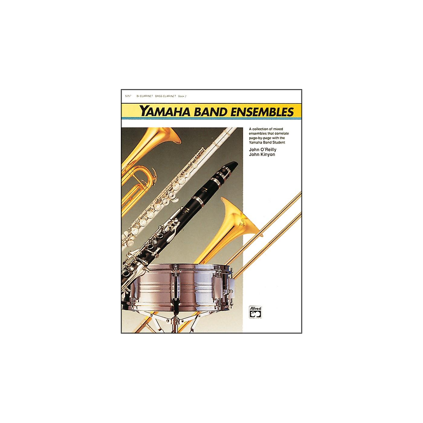 Alfred Yamaha Band Student Book 3 Baritone B.C. thumbnail