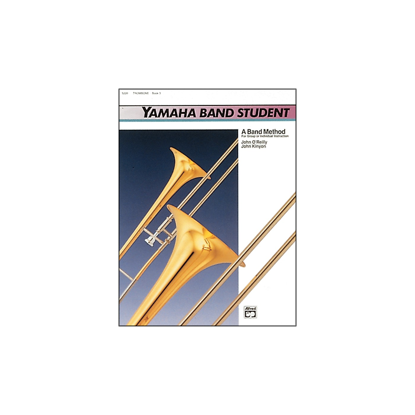 Alfred Yamaha Band Student Book 3 Trombone thumbnail