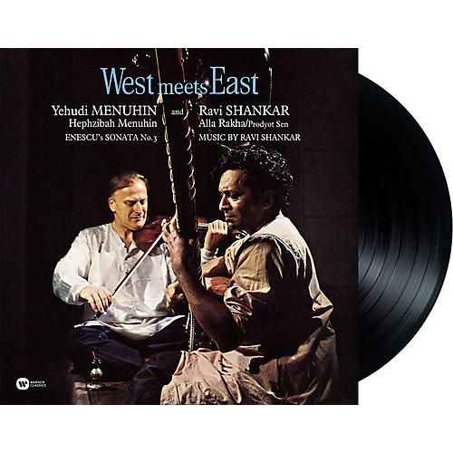 Alliance Yehudi Menuhin - West Meets East thumbnail