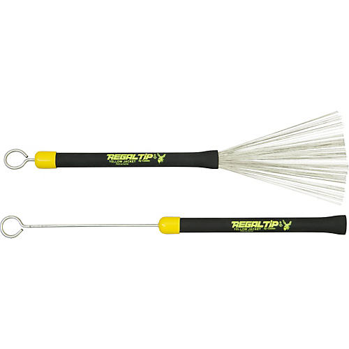 Regal Tip Yellow Jacket Retractable Wire Brushes thumbnail