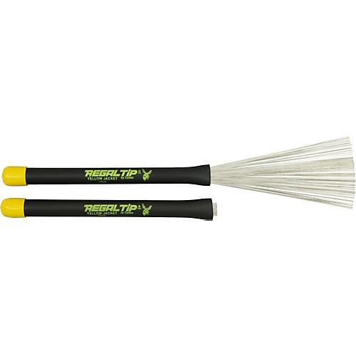 Regal Tip Yellow Jacket Throw Brush thumbnail