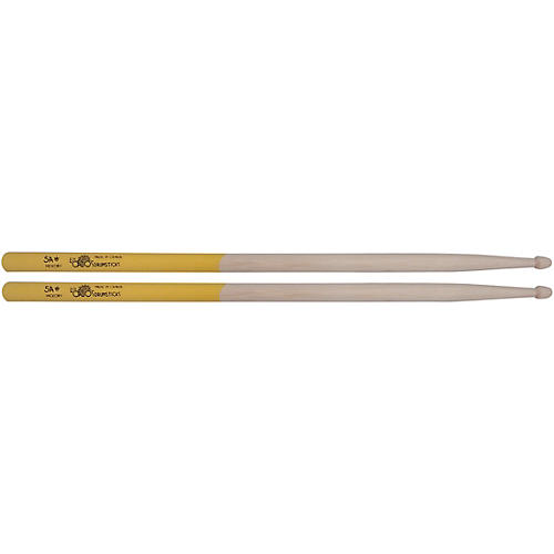 Los Cabos Drumsticks Yellow Jacket White Hickory Drum Sticks thumbnail