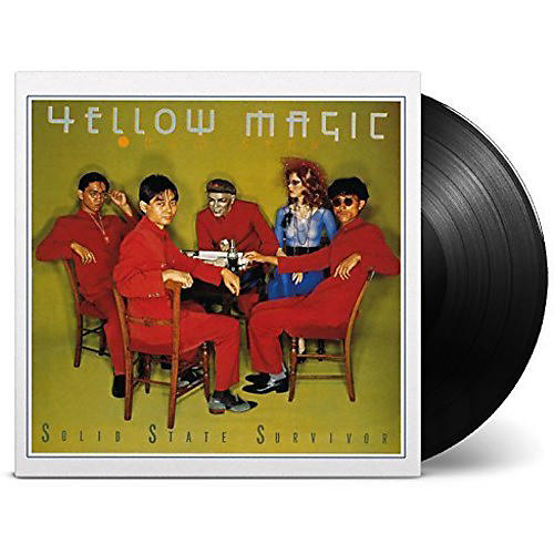 Alliance Yellow Magic Orchestra - Solid State Survivor thumbnail