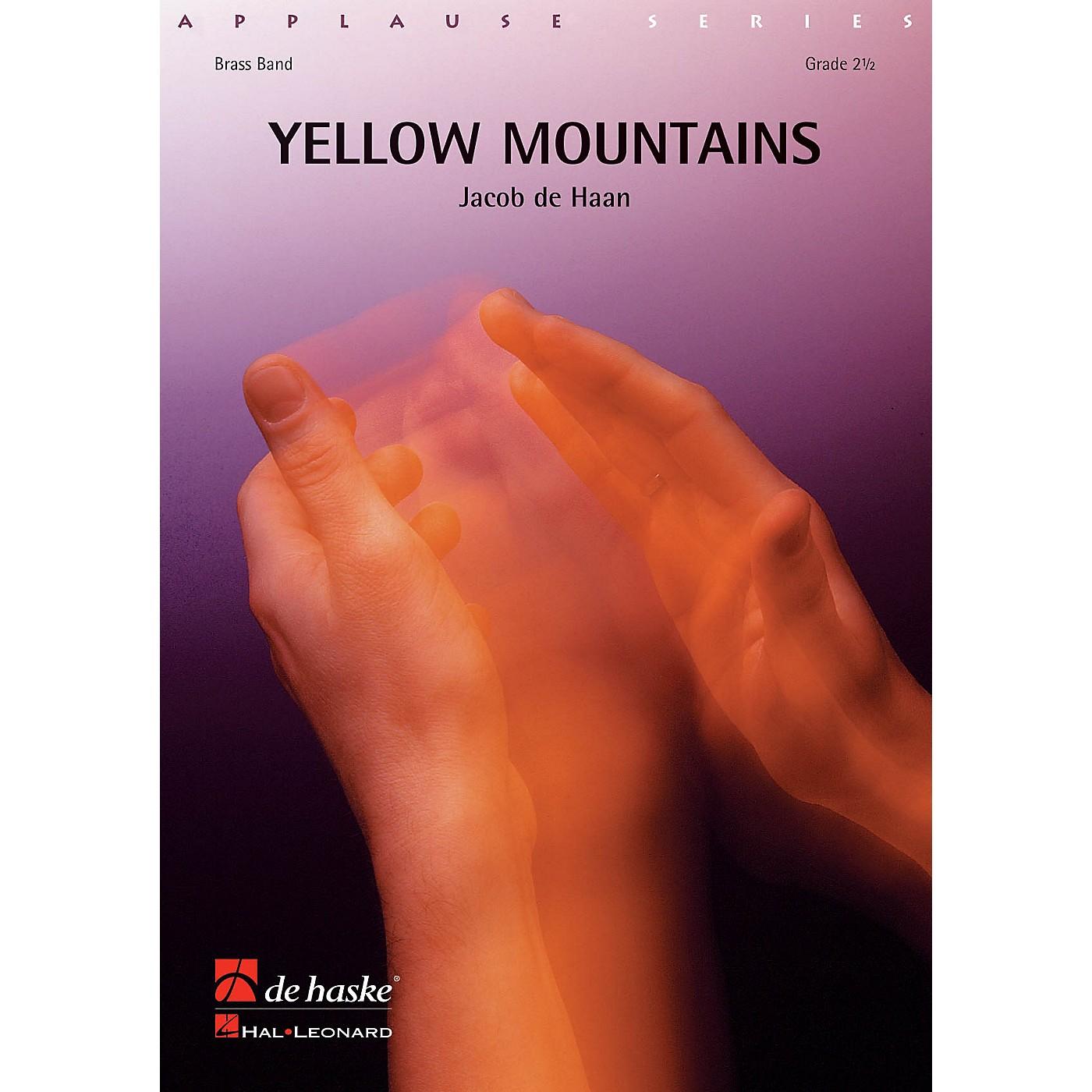 Hal Leonard Yellow Mountains Score Concert Band thumbnail