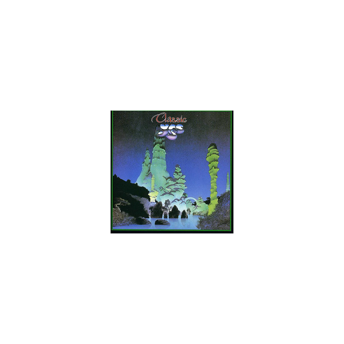 Alliance Yes - Classic Yes (CD) thumbnail