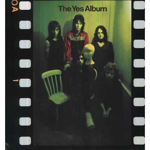 Alliance Yes - Yes Album thumbnail