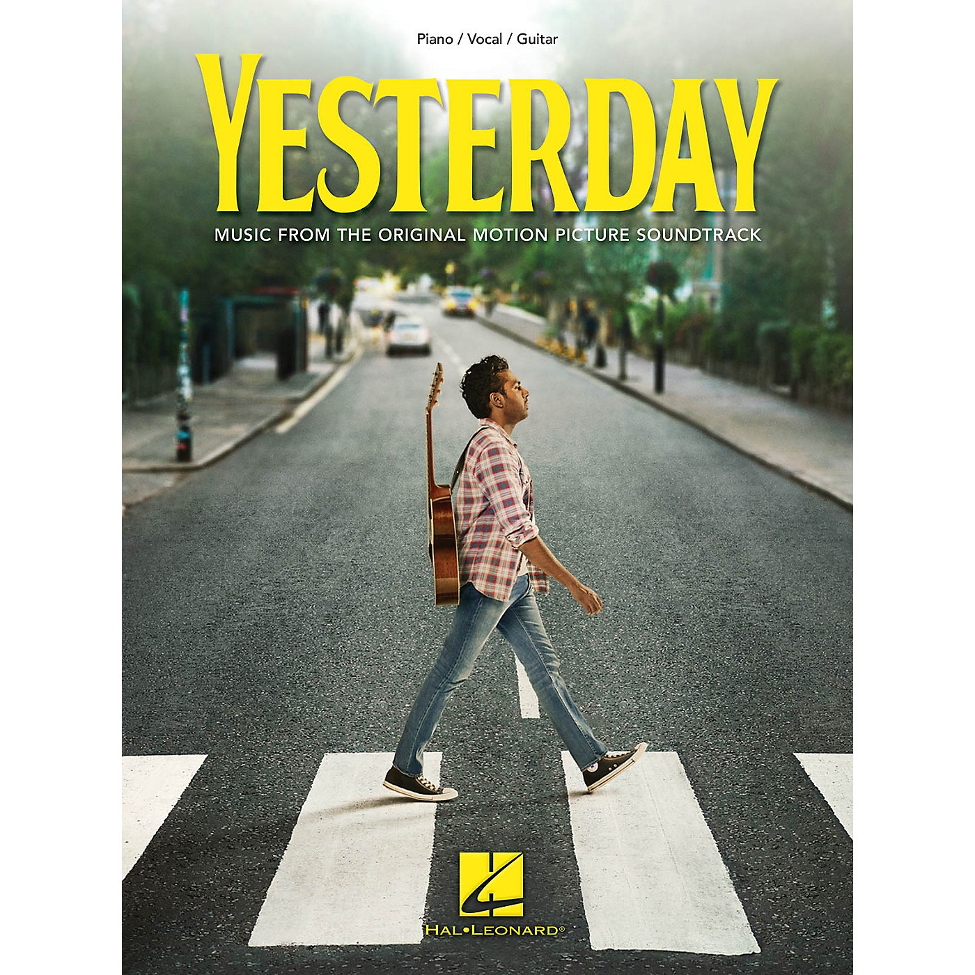 Hal Leonard Yesterday - Music from the Original Motion Picture Soundtrack Piano/Vocal/Guitar Songbook by The Beatles thumbnail