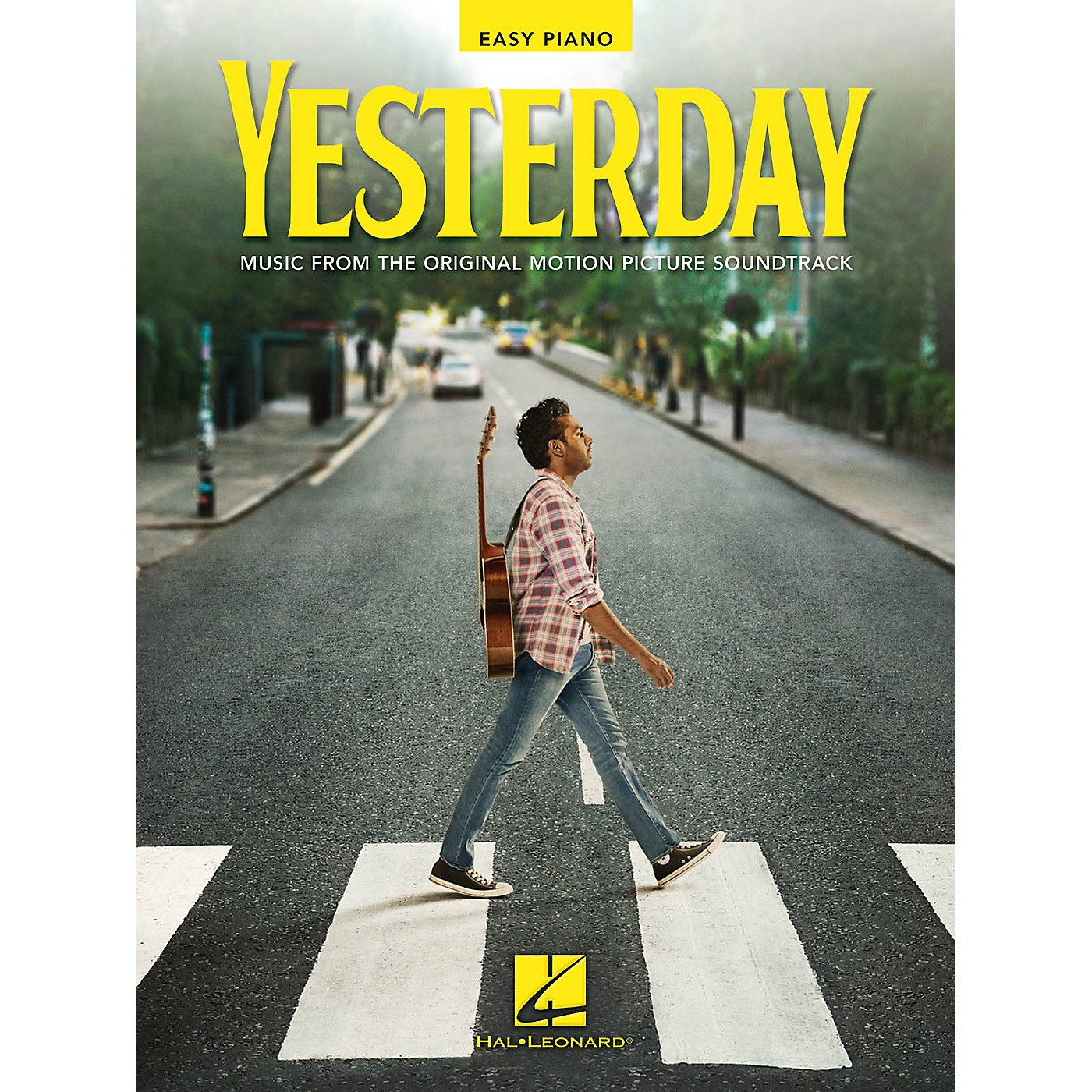 Hal Leonard Yesterday (Music from the Original Motion Picture Soundtrack) Easy Piano Songbook by The Beatles thumbnail
