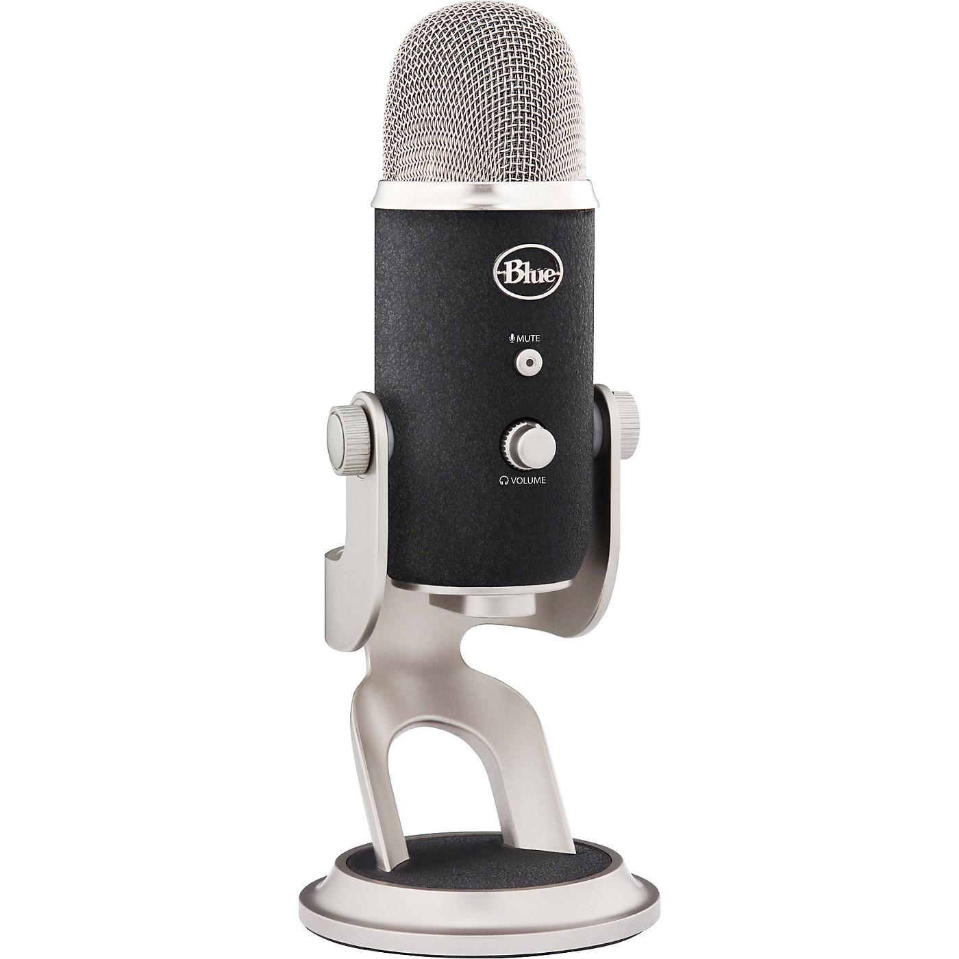 Blue Yeti Pro USB Microphone thumbnail