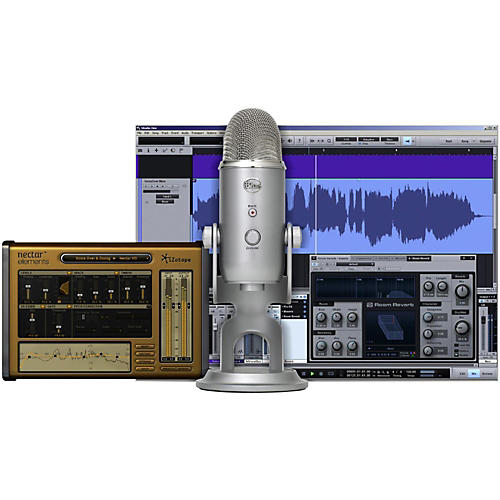 BLUE Yeti Studio USB/iOS Microphone - with $100 in Software thumbnail