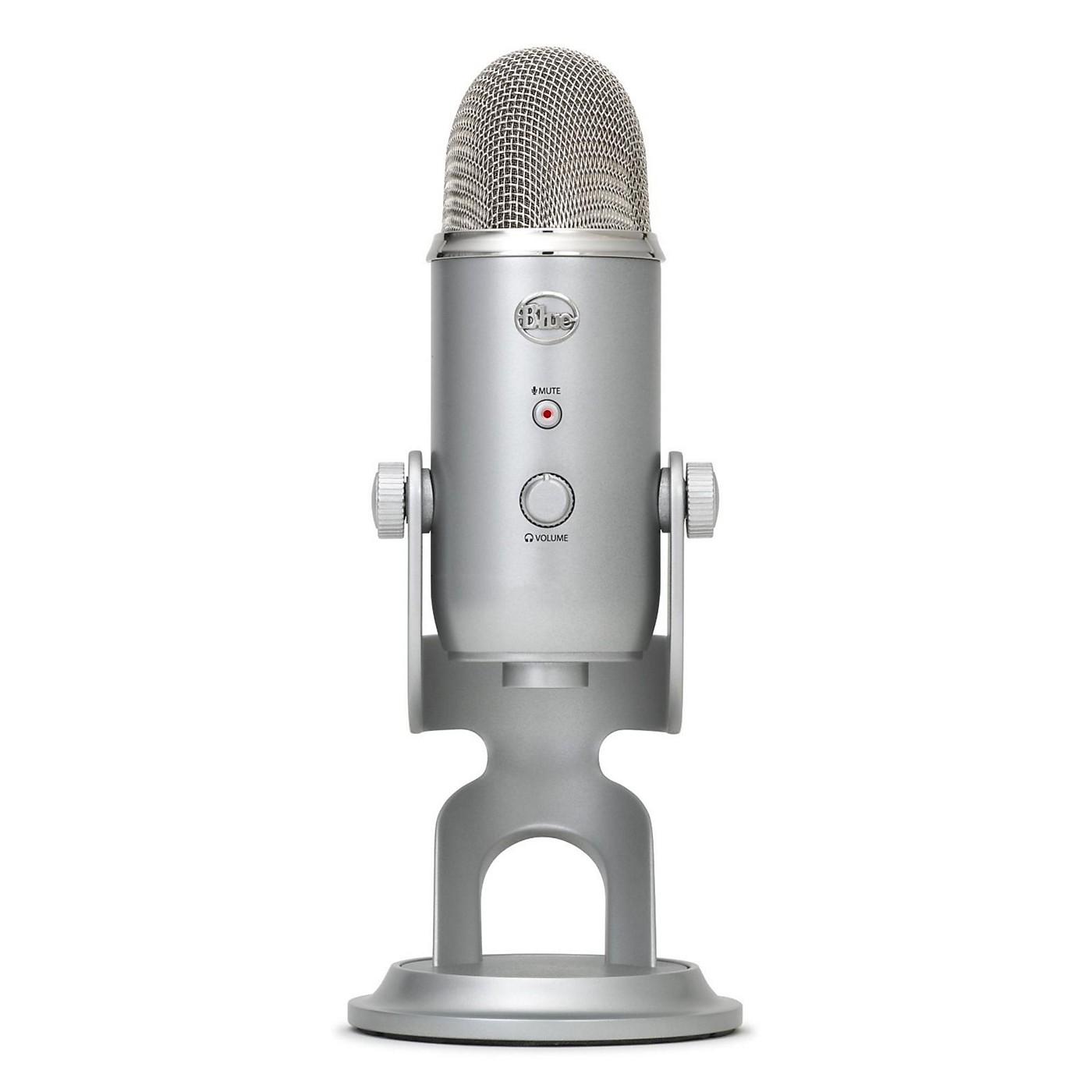 Blue Yeti USB Microphone thumbnail