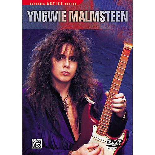 Alfred Yngwie Malmsteen DVD thumbnail