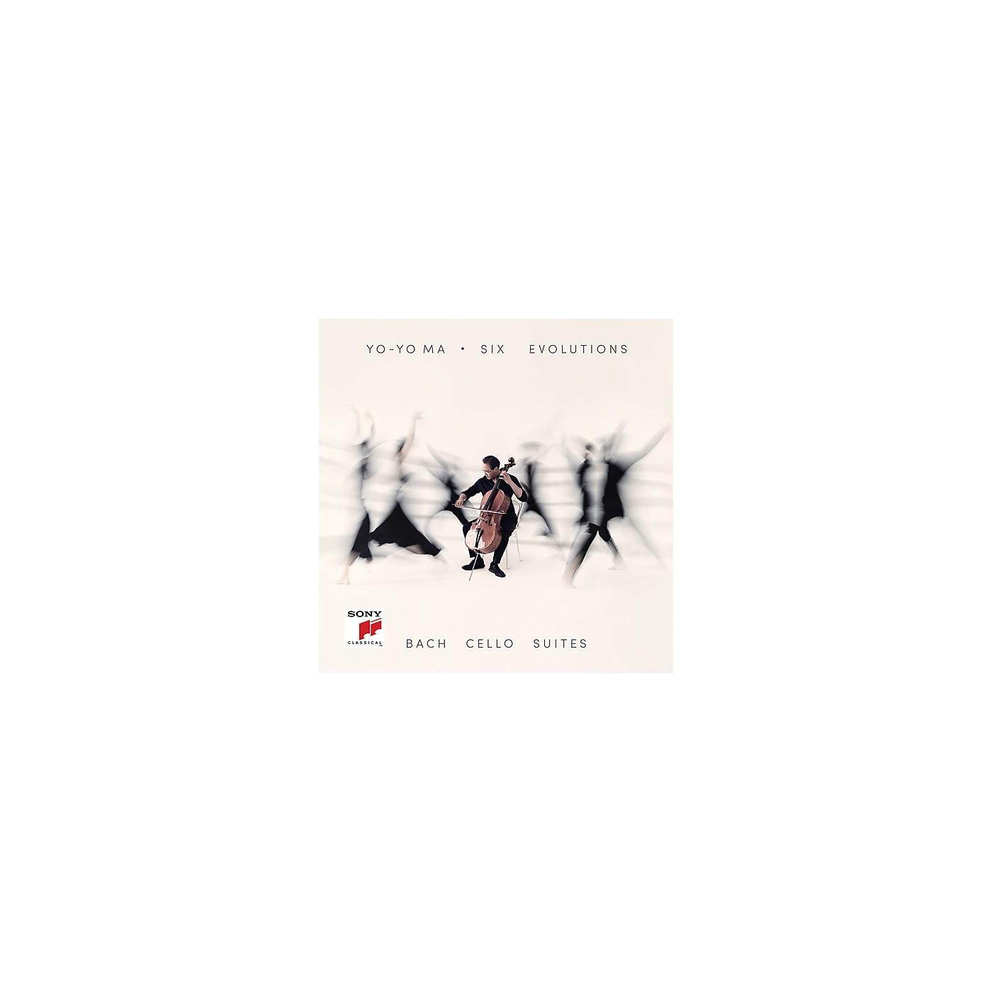 Alliance Yo-Yo Ma - Six Evolutions - Bach: Cello Suites (CD) thumbnail