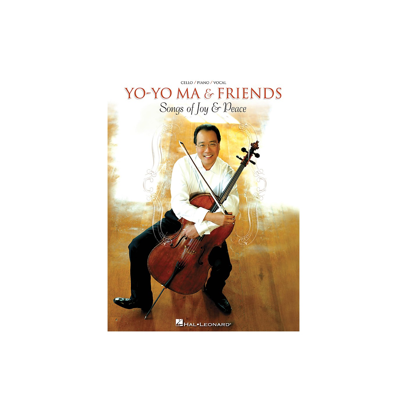 Hal Leonard Yo-Yo Ma - Songs Of Joy & Peace for Piano/Vocal/Guitar thumbnail