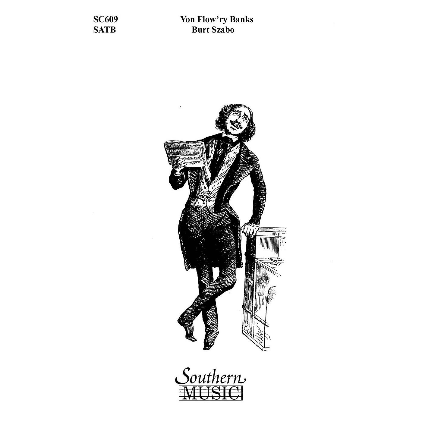 Hal Leonard Yon Flow'ry Banks (Choral Music/Octavo Secular Satb) SATB Composed by Szabo, Burt thumbnail