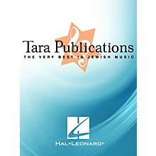 Tara Publications Yossele Rosenblatt - Classic Cantorial Recitatives Tara Books Series Softcover