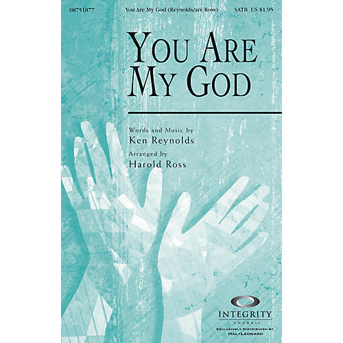 Integrity Choral You Are My God CD ACCOMP Arranged by Harold Ross thumbnail