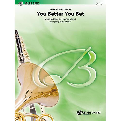 BELWIN You Better You Bet Grade 2 (Easy) thumbnail