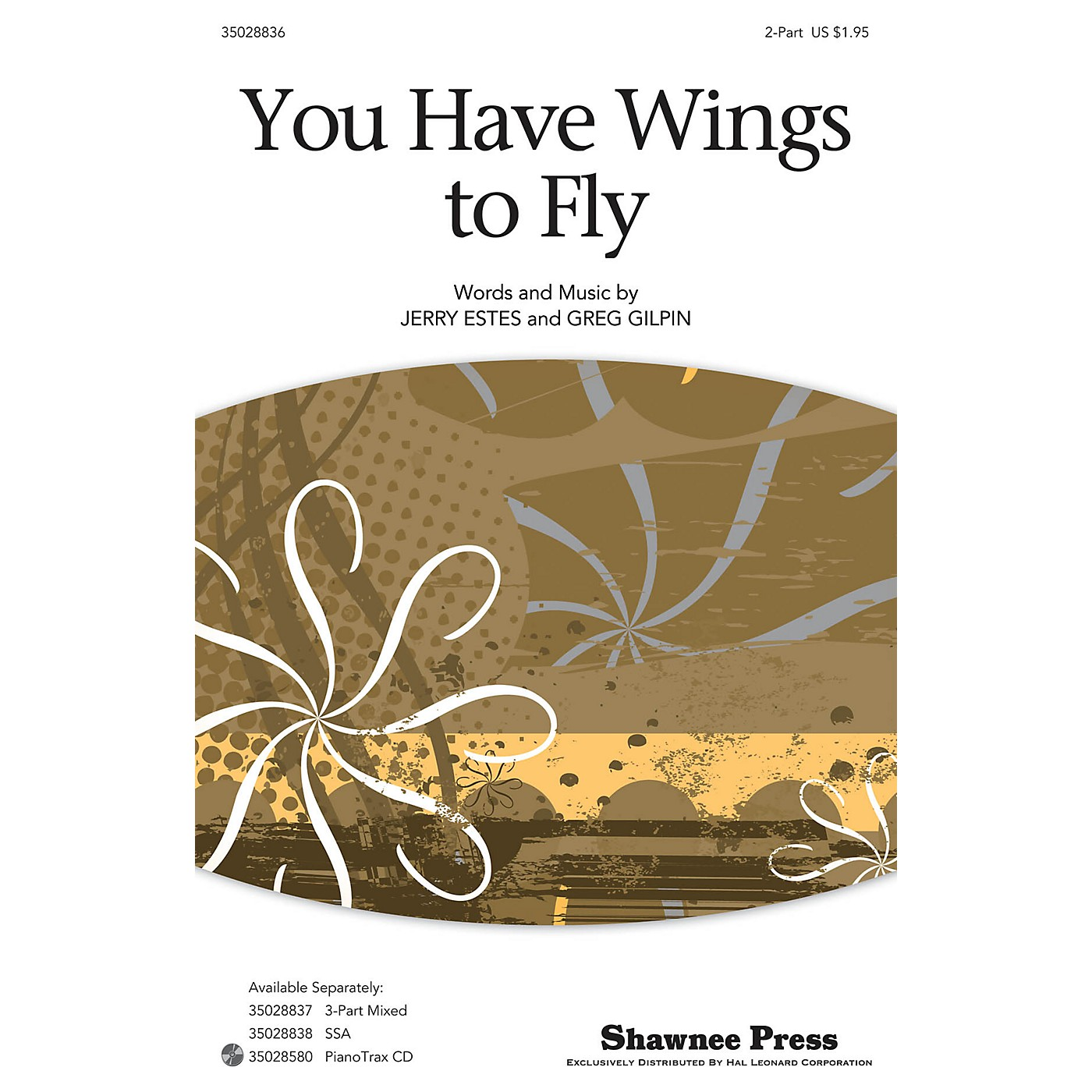 Shawnee Press You Have Wings To Fly 2-Part composed by Jerry Estes thumbnail
