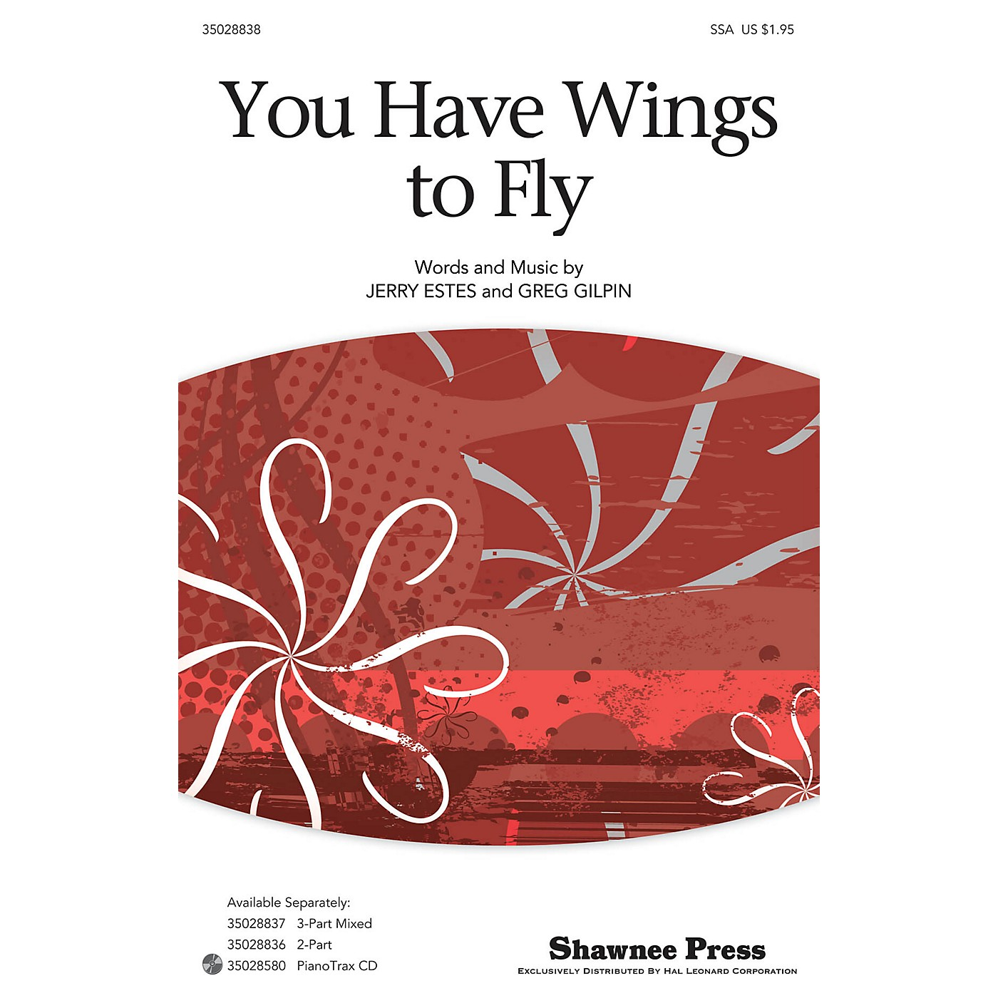 Shawnee Press You Have Wings To Fly SSA composed by Jerry Estes thumbnail
