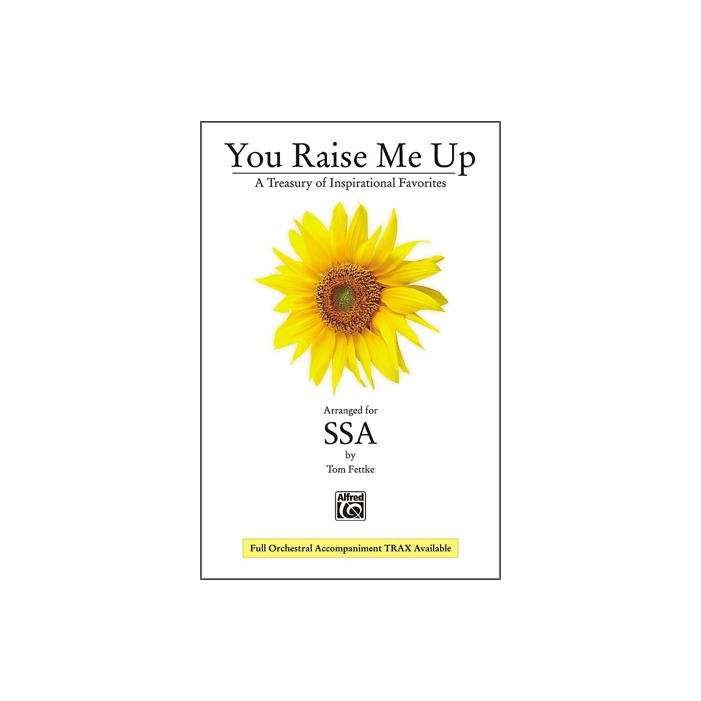 Alfred You Raise Me Up SSA Choir thumbnail