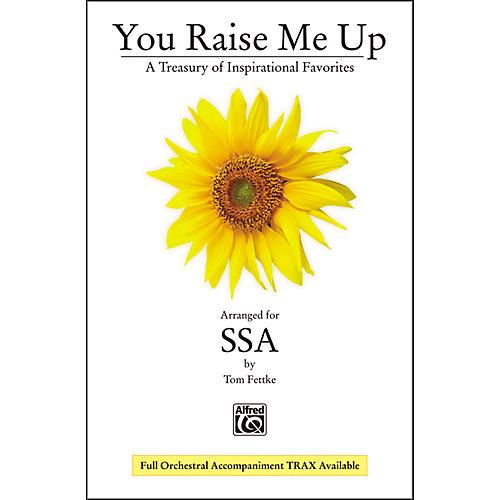 Alfred You Raise Me Up SSA Choir-thumbnail